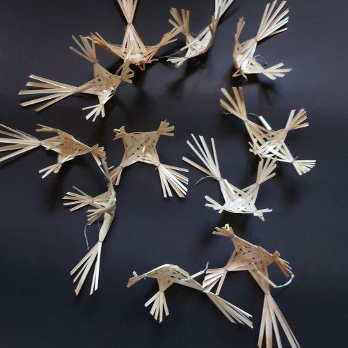 Šiaudinis paukštis