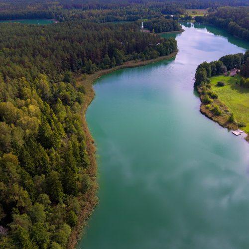 """Fotodrobė """"Burokaraisčio ežeras"""""""