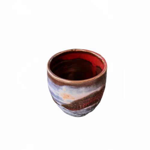 Keramikinis rankų darbo puodelis